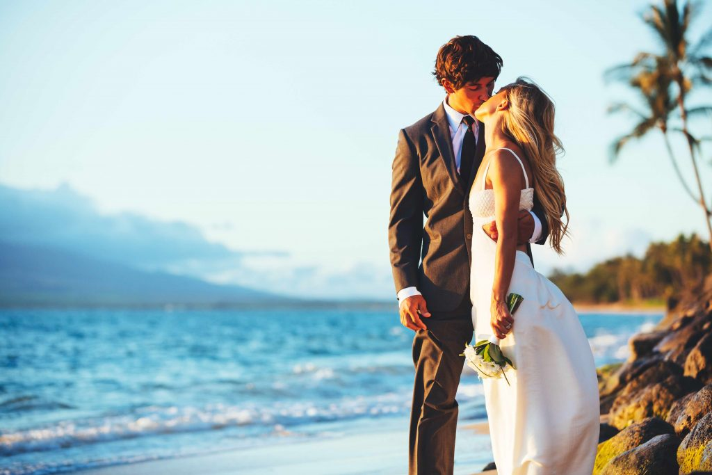 happily married with wedding loan