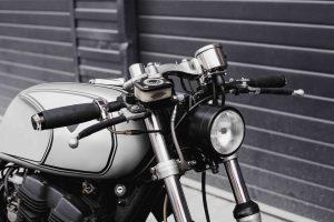 Vintage Motorbike Loan